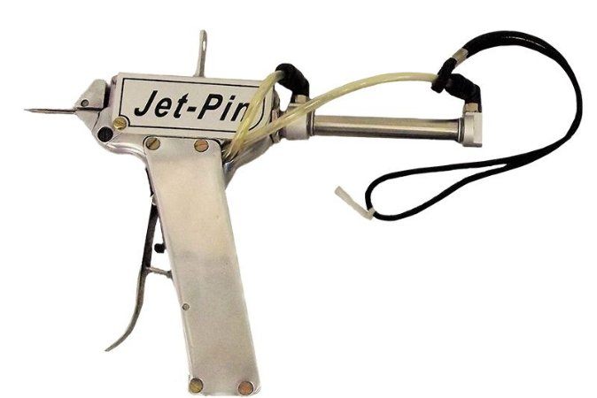 Aplicador Pneumático - JetPin
