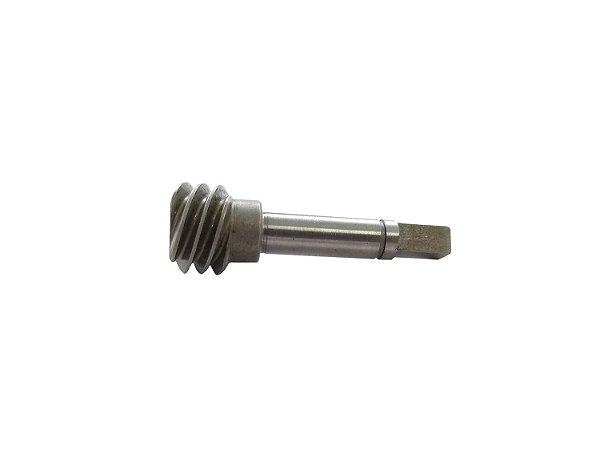 Engrenagem Sem Fim de Aço p/ Máq de Corte Pneum.