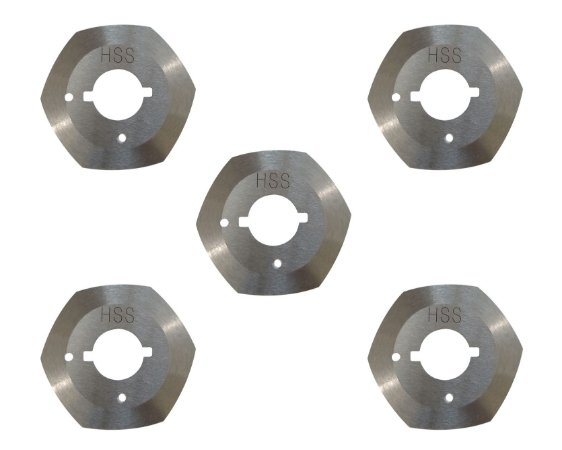 Kit Disco de Corte 2'' - 5 unidades