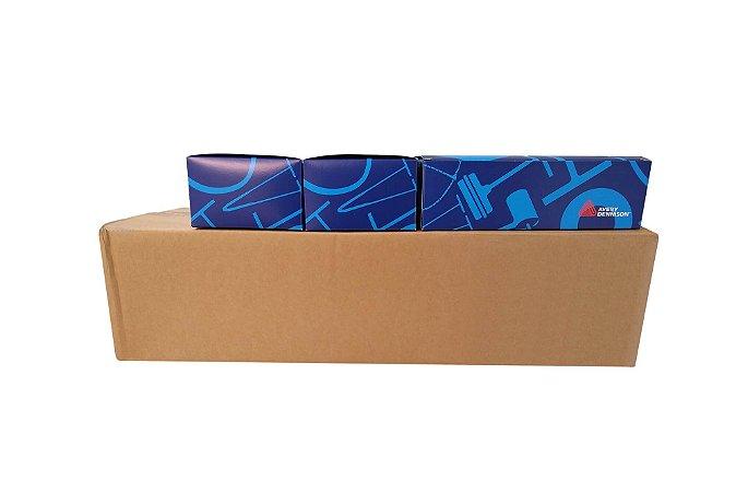 Super Fine 25mm Avery Dennison - Caixa Master c/ 100.000 und