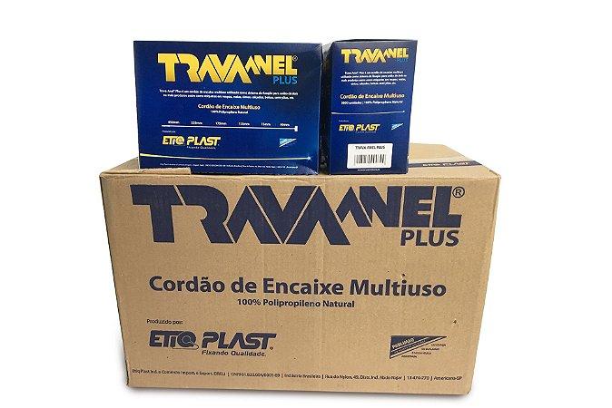 Trava Anel Plus 125mm EtiqPlast - Caixa Master c/ 50.000 und