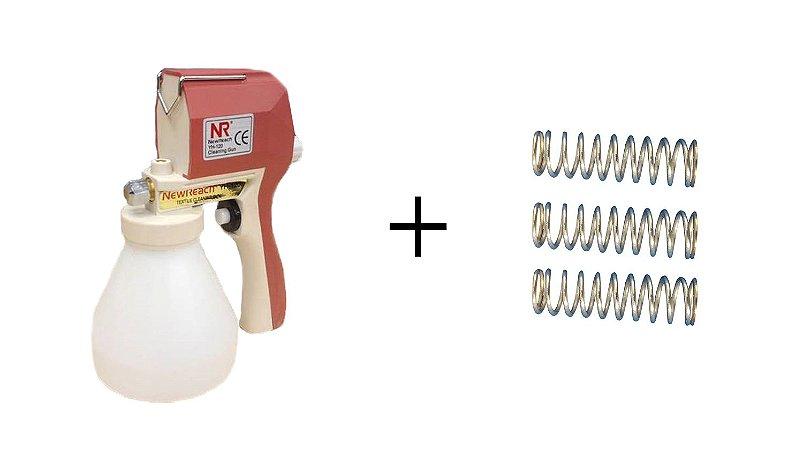 Kit Pistola NR + 3 Molas