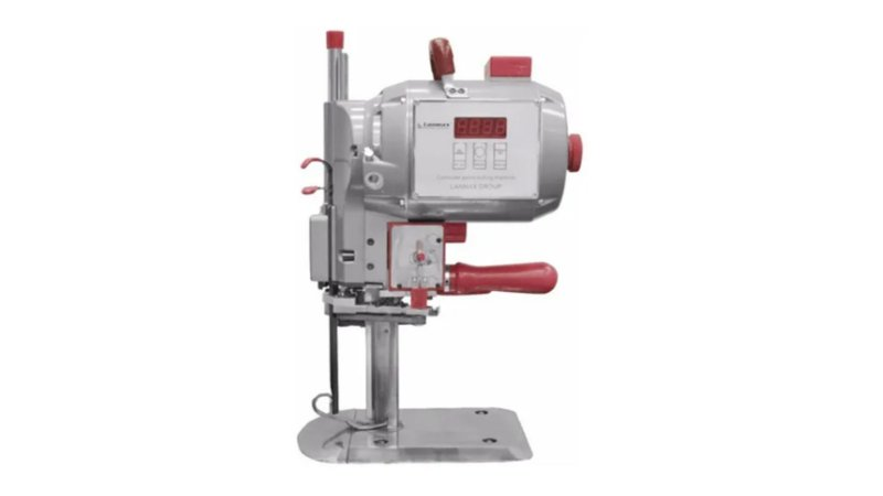 Máquina de Corte c/ Faca 10'' 1200W Eletrônica - Lanmax