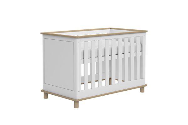Berço de Bebê Fin Neve Madeira Somniare
