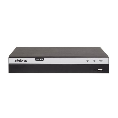 DVR Gravador Digital de Vídeo 8 Canais MHDX 3108