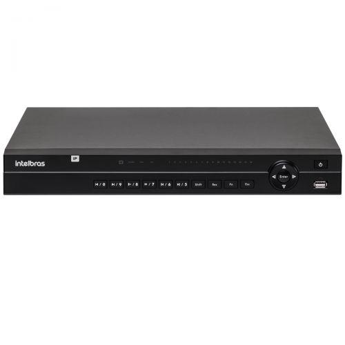 NVD Intelbras 32 Canais Para Câmeras Ip Nvd 1232