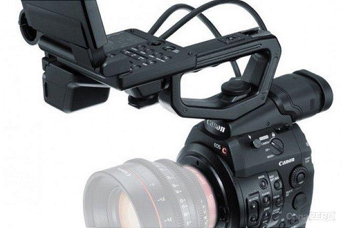 Diária da câmera de CINEMA C300 + 2 Baterais + AC
