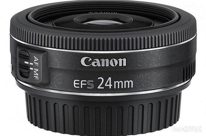 Diaria da LENTE CANON EF-S 24MM F/2.8