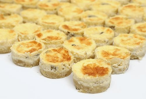 Mini Quiche Sortidos (24 unidades)