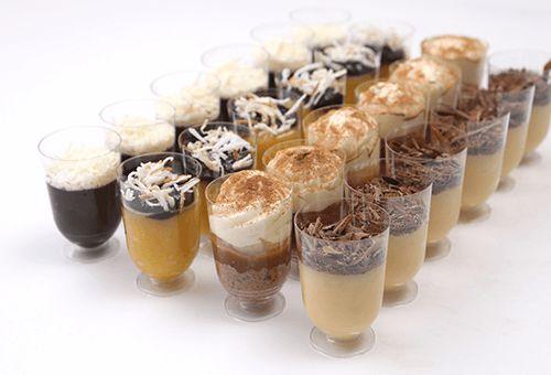 Kit Copinhos Sortidos com 4 sabores