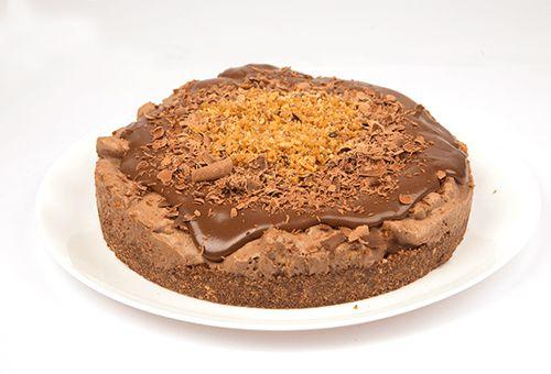 Torta Crocante da Lucy Pequena