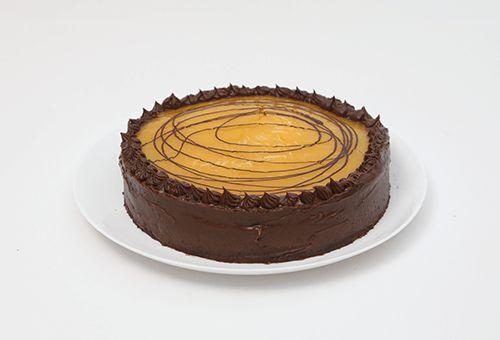 Torta Heber MÉDIA