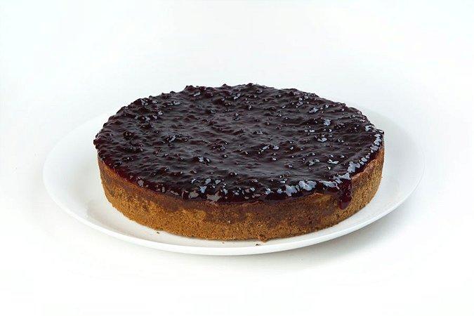 Torta Cheese Cake de Amoras Grande