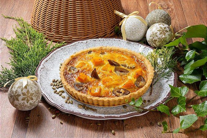 Torta De Moranga e Figos