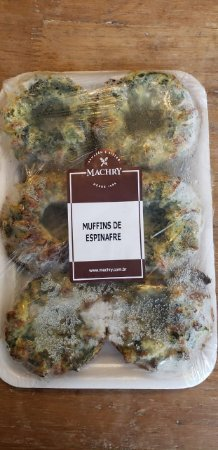 Muffin de Espinafre - 400 g