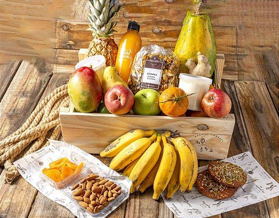 Box Frutas e Saúde