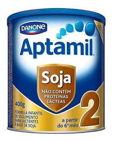 FÓRMULA INFANTIL APTAMIL PROEXPERT SOJA 2 400G