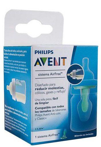 Acessório Para Mamadeira Anti/Colica Airfree Philips Avent