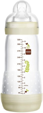Mamadeira Mam Easy Start - 320Ml (4+ Meses) - Neutra
