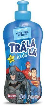 CREME P/ PENTEAR NUTRIKIDS TRÁ LÁ LÁ KIDS 300ML