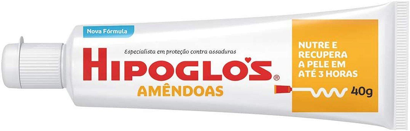 CREME PREVENTIVO CONTRA ASSADURAS AMÊNDOAS HIPOGLÓS 40G