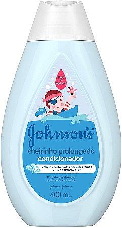 CONDICIONADOR JOHNSON'S BABY CHEIRO PROLONGADO 400ML