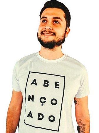 Camiseta Abençoado
