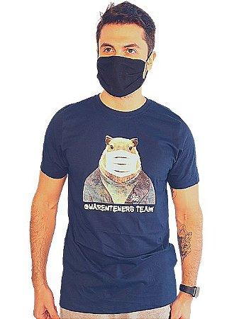 Camiseta Capivara Quarenteners Team