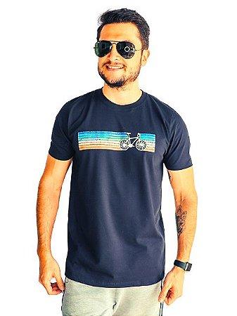 Camiseta Bike Retrô