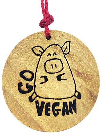 Chaveiros Coleção Vegan