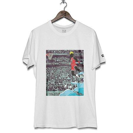 Camiseta Jordan Tchoose Branca