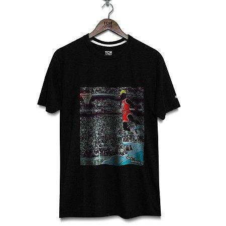 Camiseta Jordan Tchoose Preta