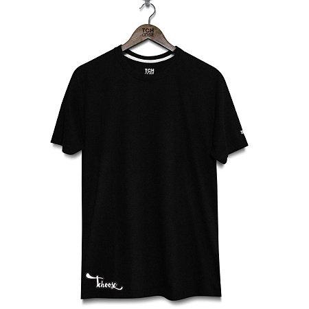 Camiseta Estaiada Tchoose Preta