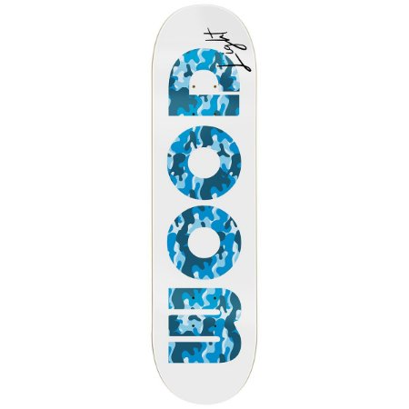 Shape de Skate Army Camo Blue