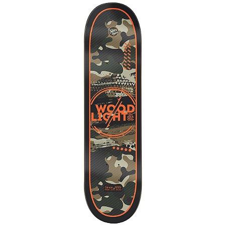 Shape de Skate Army Camo