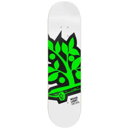Shape de Skate Maple Logotipia Green
