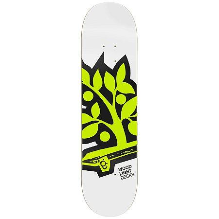Shape de Skate Maple -Logotipia Yellow