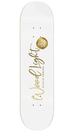 Shape de Skate Golden Letters