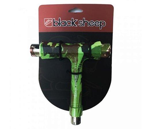 Chave Black Sheep T Camuflado