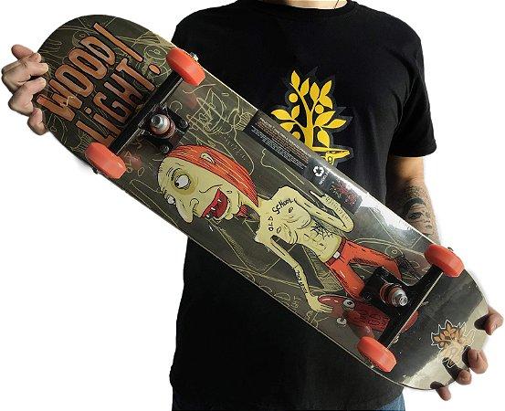 Skate Wood Light Punk 8.0