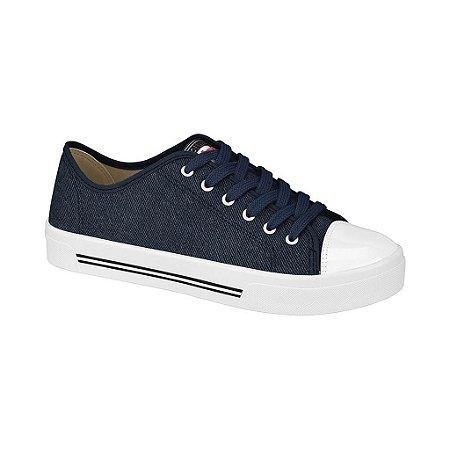 Tênis Moleca Denim Jeans 5667311