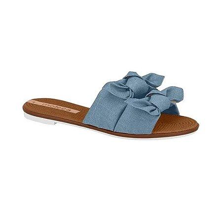 Rasteirinha Moleca Laços Jeans 5297424