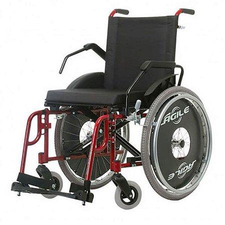 Cadeira de Rodas Ágile Fat