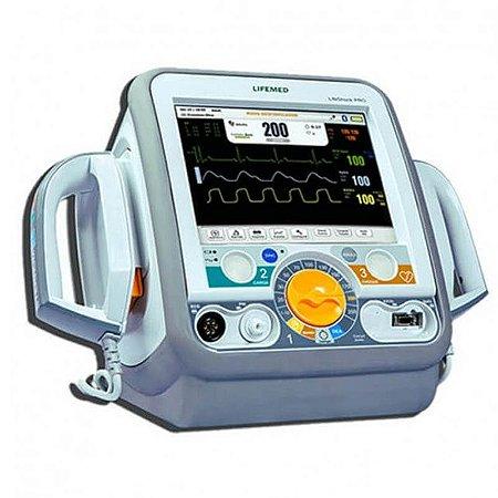 Cardioversor Lifeshock Pro (ECG, SPO2, NLL, IMP)