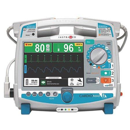 Cardioversor Cardiomax Basico (ECG e DESF)
