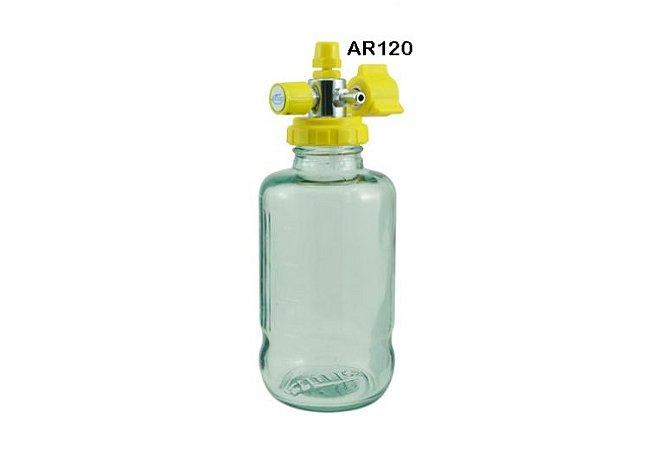 Aspirador para Rede Canalizada Ar Comprimido (vidro 500ml)