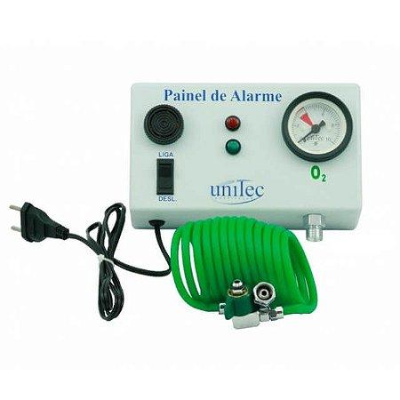 Painel de Alarme para Rede de Oxigênio