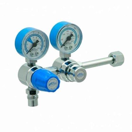 Válvula Reguladora P/ Cilindro Duplo Estágio (N2O)