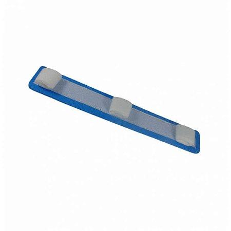 Tala EVA com Velcro Tamanho P Azul