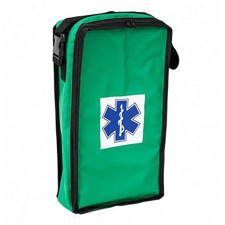 Bolsa para Cilindro de Oxigênio 3 litros - Verde